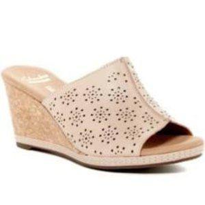 Clarks Cushion Helio Corridor Sandals